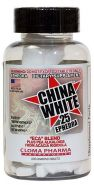 China White 25 Ephedra от Cloma Pharma 100 таб