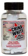 China White 25 Ephedra от Cloma Pharma 100 таб