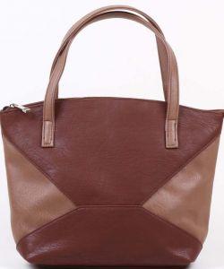 Коричневая женская сумка Медведково