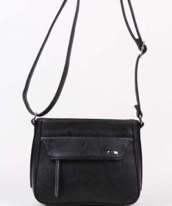 Чёрная женская сумка Медведково