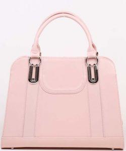 Розовая женская сумка Медведково