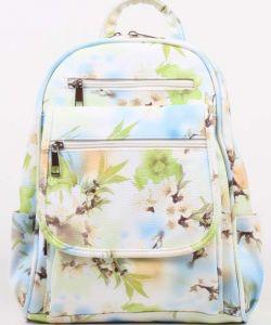 Зелёная женская сумка Медведково