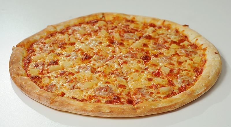 Пицца Дамский каприз