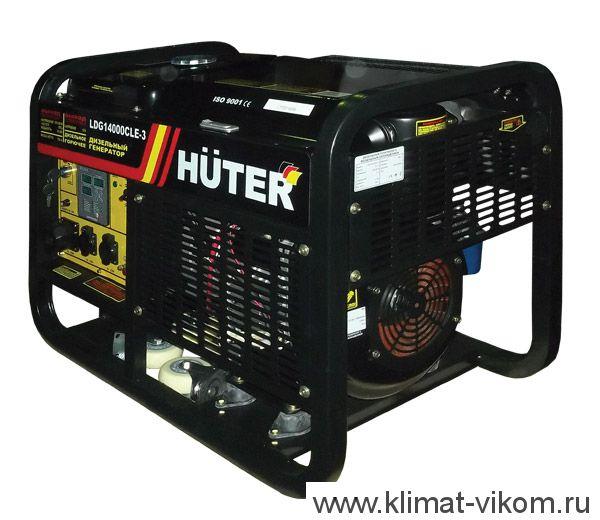 Электрогенератор LDG14000CLE-3 64/2/6