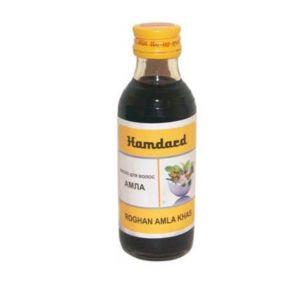 """Hamdard"" Масло Амлы для волос «ROGHAN AMLA KHAS» 100 мл, стекло"