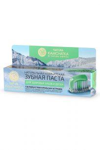 Паста зубная камчатская для здоровья зубов и десен Kamchatka
