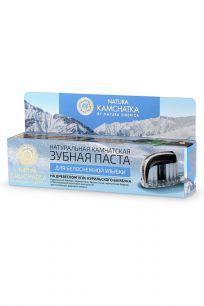 Паста зубная камчатская для белоснежной улыбки Kamchatka