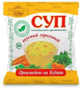 Суп гороховый Вкусное дело