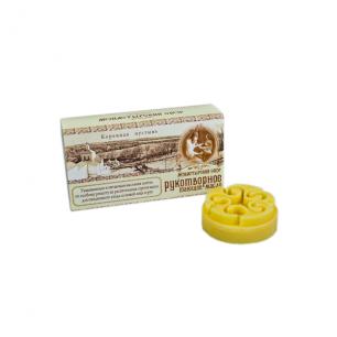 """""""Клеона"""" Твердый крем """"Масло рукотворное""""  по 1 шт (цветок), 15г Монастырское"""