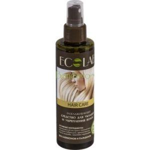 """""""Ecolab"""" Средство для укладки и укрепления волос """"Разглаживающее"""""""