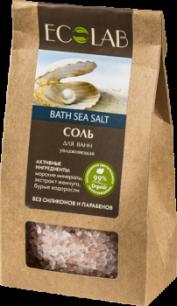 """Соль для ванны """"Увлажняющая"""" 400 гр., Ecolab"""
