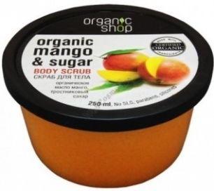 Скраб для тела кенийский манго