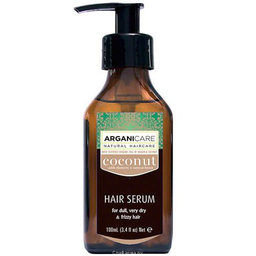 Кокосовая сыворотка для волос ArganiCare (АрганиКеа) 100 мл