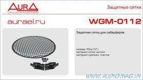 """AURA WGM-0112 12"""" (30см), с крепежом"""