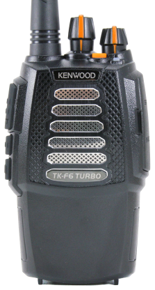Рация Kenwood TK-F6 Turbo (400-480 МГц)