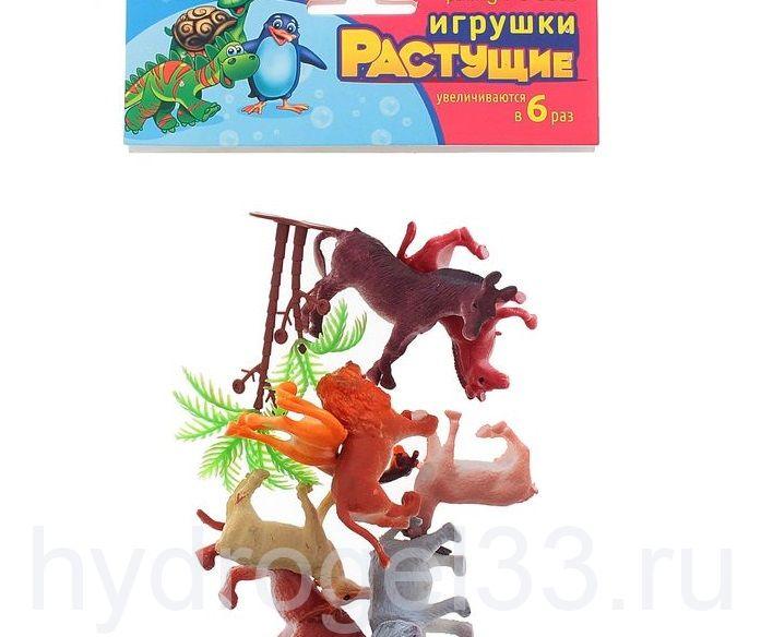 """Набор растущих игрушек """"Сафари"""""""