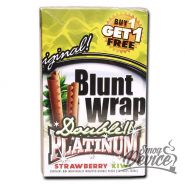 "Blunt Wrap Platinum ""Strawberry Kiwi"""