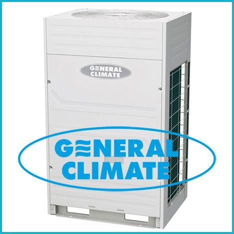 VRF системы General Climate