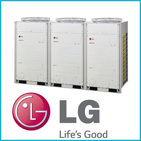 VRF системы LG