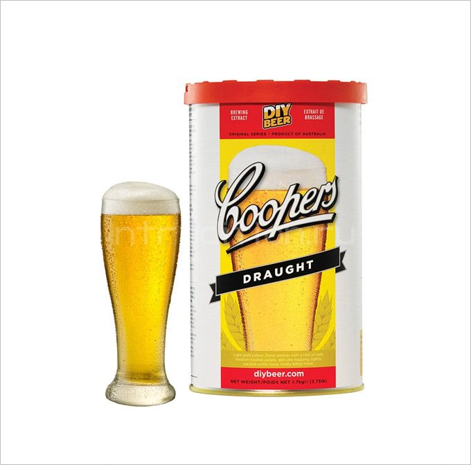 Coopers Draught, 1,7 кг