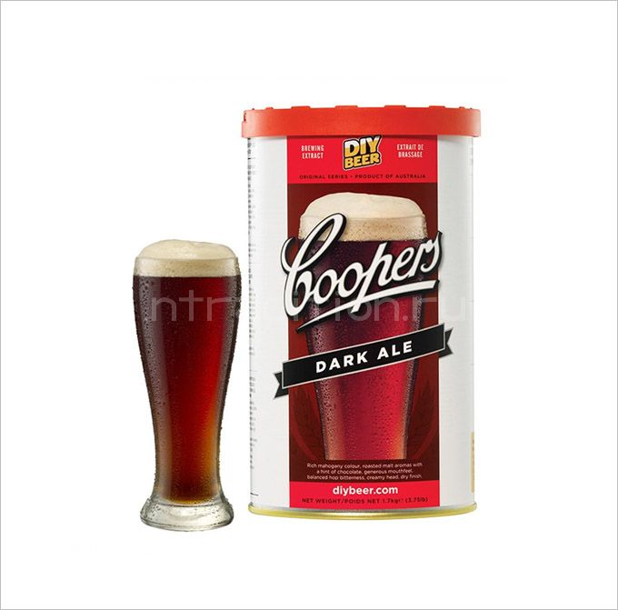 Coopers Dark Ale, 1,7 кг