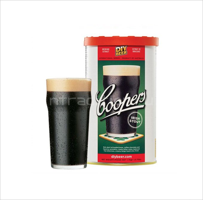 Coopers Irish Stout, 1,7 кг
