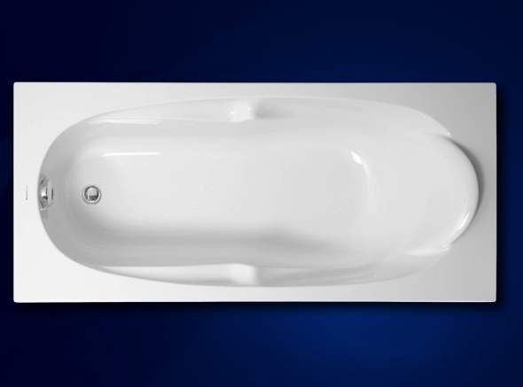 Ванна акриловая Vagnerplast Kleopatra 160x70