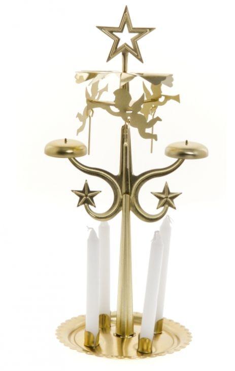Подсвечник Звенящий ангел Вифлеемская звезда 10759