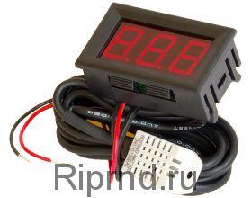ВИВ-2-F Измеритель влажности и температуры