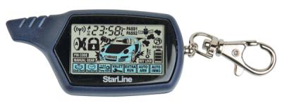 Брелок для сигнализации LCD Starline B9*
