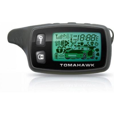 Брелок для сигнализации LCD Tomahawk TW9010