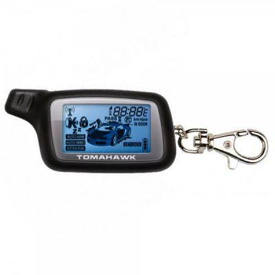 Брелок для сигнализации LCD Tomahawk X5