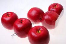 яблоко крупное красное 35/30мм