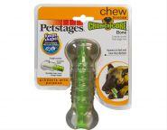 """Petstages Игрушка для собак """"Хрустящая косточка"""" средняя (12 см)"""