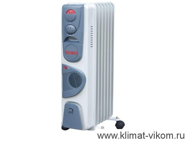 Масляный радиатор ОМ-7НВ
