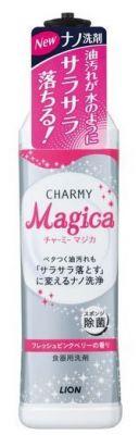 Средство для мытья посуды Lion Charmy Magica splash aroma body