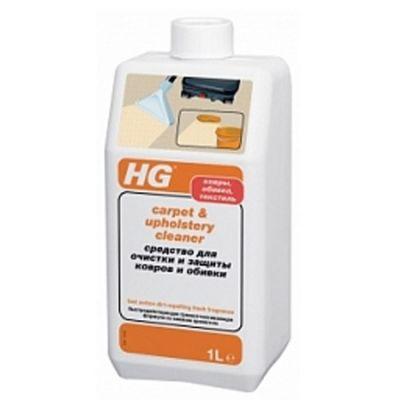 Средство для очистки и защиты ковров и обивки HG 1л