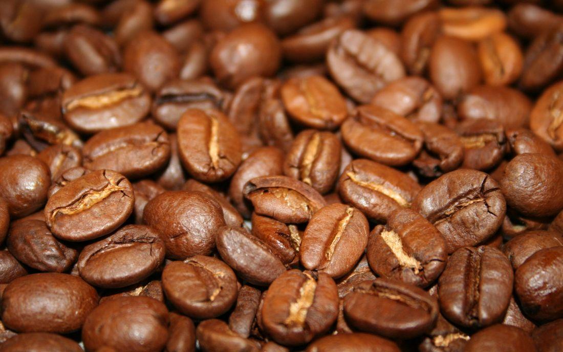 Свежий кофе из Индии, в зёрнах и молотый (отправка из Индии)