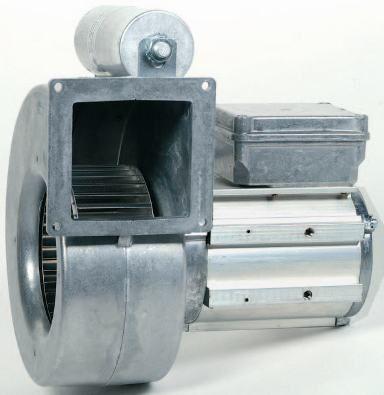 Взрывозащищенный вентилятор EX 140A-4C