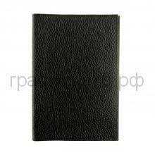 Обложка для паспорта Grand 02-006-0613 флоттер черный экстра