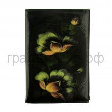 Обложка для авто-документов Grand 02-028-071 Цветы