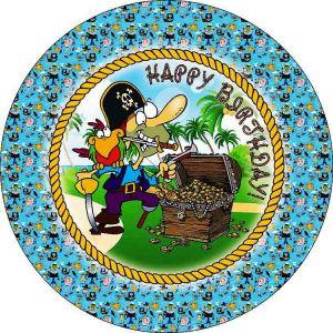 Тарелка ''Happy Birthday!'' (6 шт)