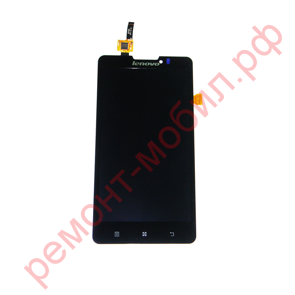 Дисплей для Lenovo P780 с тачскрином
