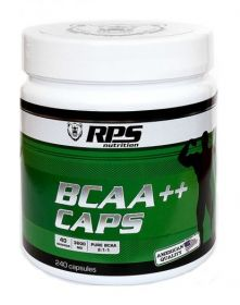 RPS Nutrition BCAA 2:1:1 (240 капс.)