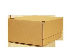 Почтовая коробка Тип Д, №2 (220 х 165 х 100 мм), 1уп = 10шт