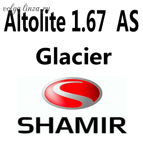 Shamir Altolite 1.67  AS Glacier