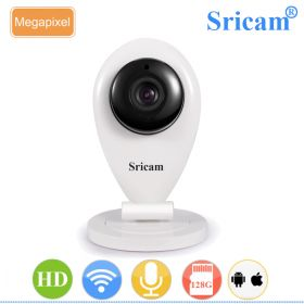 Беспроводная камера Sricam 720P FULLHD, запись аудио, ночное видение (оригинал)