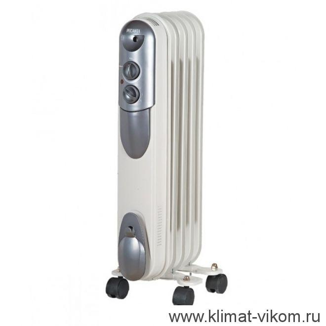 Масляный радиатор ОМПТ-5Н (1 кВт) 67/3/2