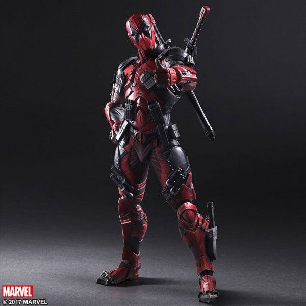 Фигурка MARVEL UNIVERSE - Play Arts Kai Deadpool