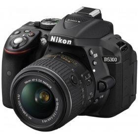 Nikon D5300 Kit 18-55 VR II Black 100th Anniversary Edition